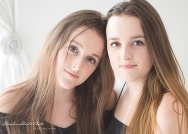 Family portrait, teens portrait, twins portrait