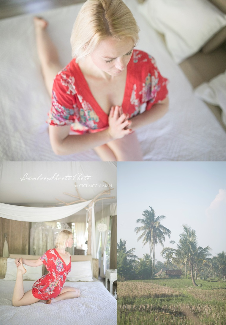 Boudoir portrait Singapore is featured on the blog
