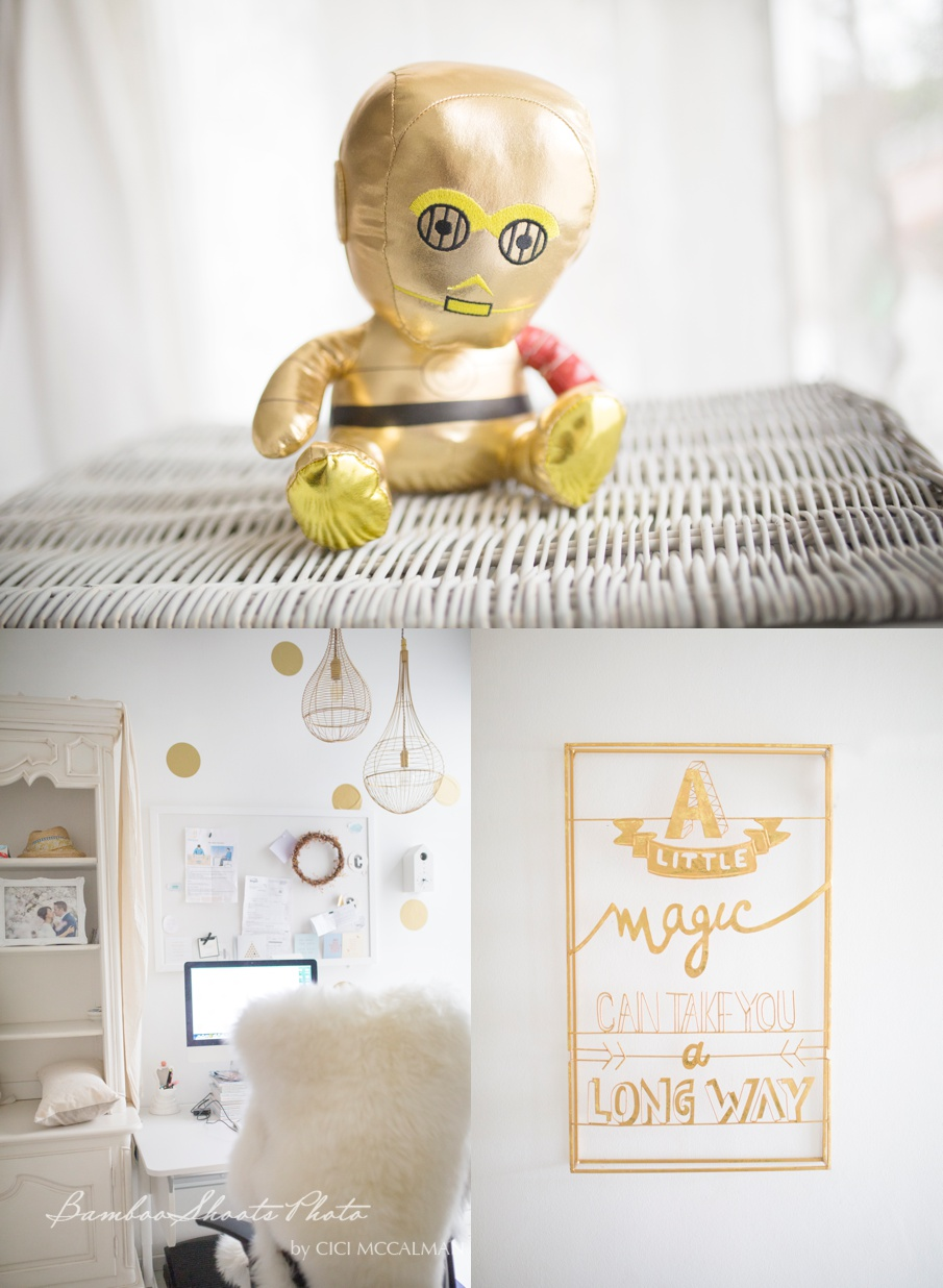 Pretty and golden things - product photography singapore