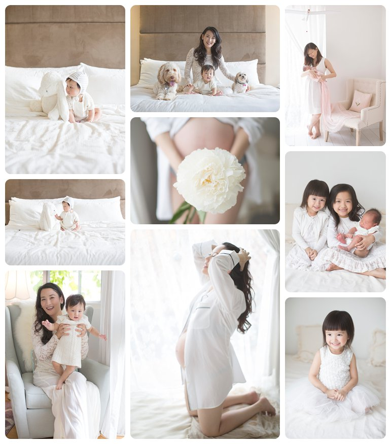 For maternity, newborn and children