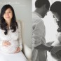 Maternity photography session is featured on the website www.bambooshoots.com.sg/blog/